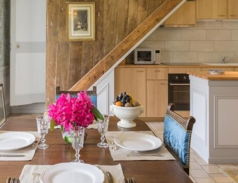 Location vacances Bacilly -  Maison - 5 personnes - Barbecue - Photo N° 1