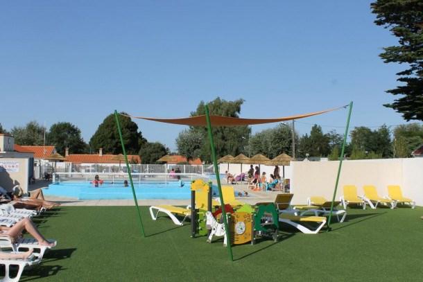 Location vacances Saint-Jean-de-Monts -  Maison - 4 personnes - Table de ping-pong - Photo N° 1