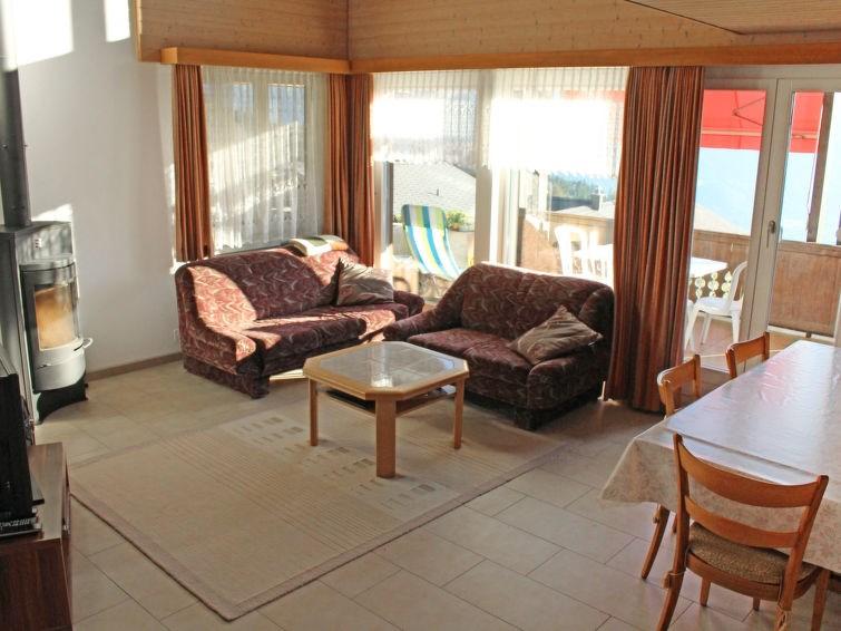Appartement pour 3 personnes à Beatenberg