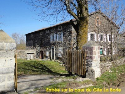 Holiday rentals Arlempdes - Cottage - 4 persons - BBQ - Photo N° 1