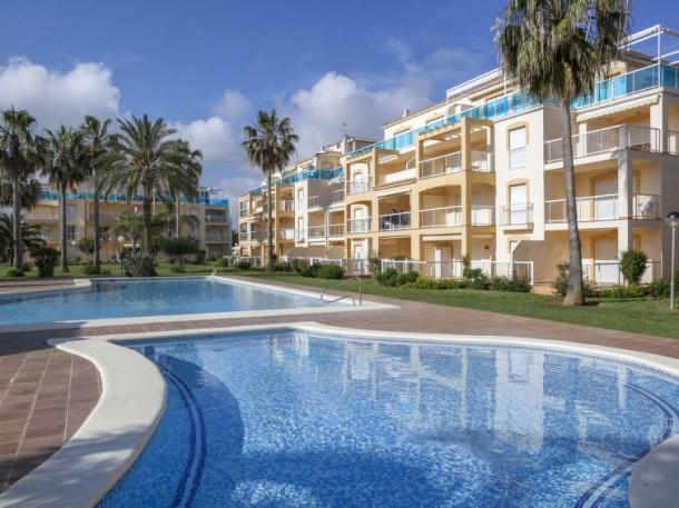 Location vacances Dénia -  Appartement - 3 personnes - Télévision - Photo N° 1
