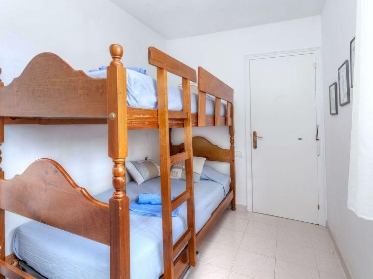 Appartement pour 6 à Llançà