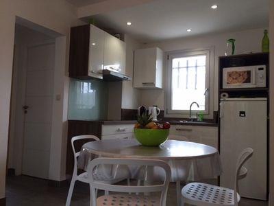 ESPACE cuisine /séjour climatisé