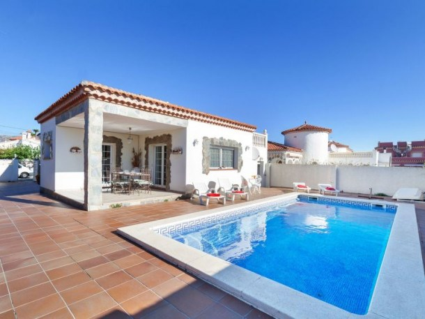 Location vacances Mont-roig del Camp -  Maison - 6 personnes - Barbecue - Photo N° 1