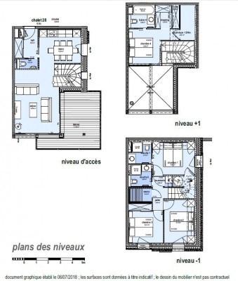 Location vacances Saint-Martin-de-Belleville -  Appartement - 8 personnes -  - Photo N° 1