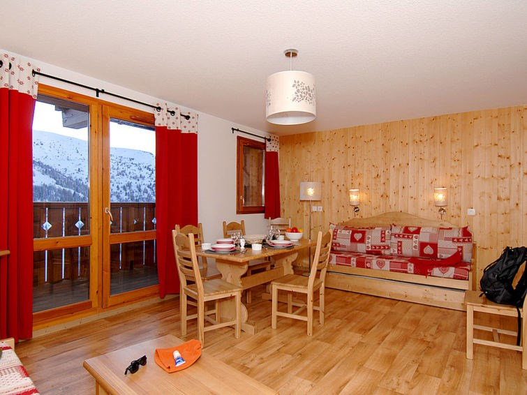 Location vacances Valmeinier -  Appartement - 6 personnes -  - Photo N° 1