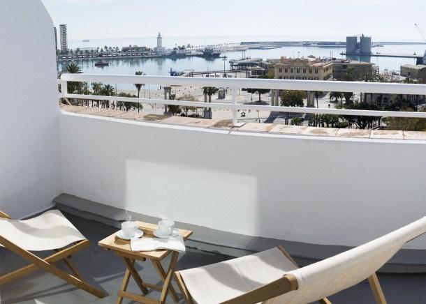 Location vacances Málaga -  Appartement - 3 personnes - Télévision - Photo N° 1