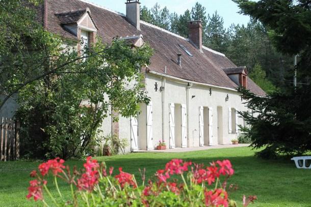 Maison de vacances à 1/2h de Fontainebleau