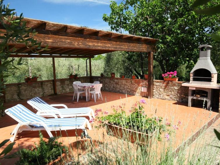 Location vacances Castelnuovo Berardenga -  Appartement - 3 personnes -  - Photo N° 1