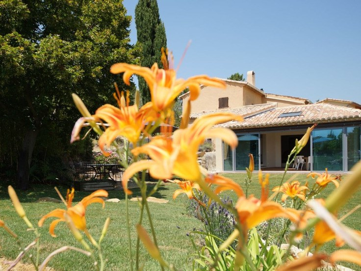 Location vacances Buis-les-Baronnies -  Maison - 8 personnes - Terrasse - Photo N° 1
