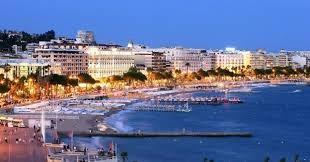 Vue de la baie de Cannes