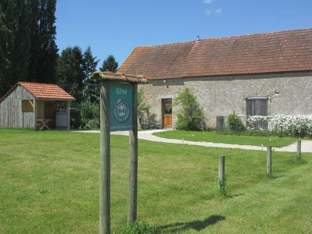 Ferienwohnungen Guilly - Hütte - 2 Personen - Grill - Foto Nr. 1