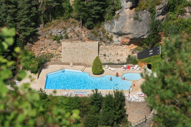 Location vacances Meyrueis -  Maison - 4 personnes -  - Photo N° 1