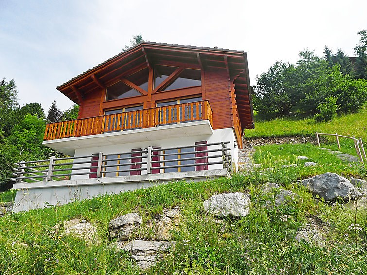 Location vacances Gryon -  Maison - 6 personnes -  - Photo N° 1