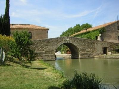 Location vacances Saint-Nazaire-d'Aude -  Maison - 6 personnes - Barbecue - Photo N° 1