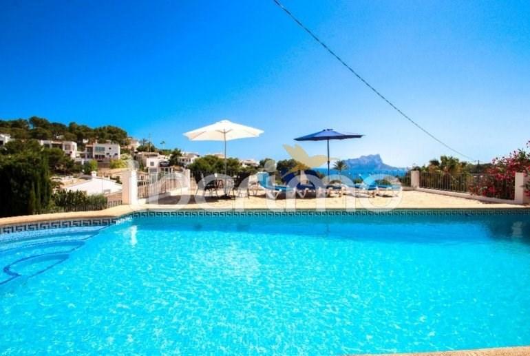 Villa à Benissa pour 6 personnes - 3 chambres