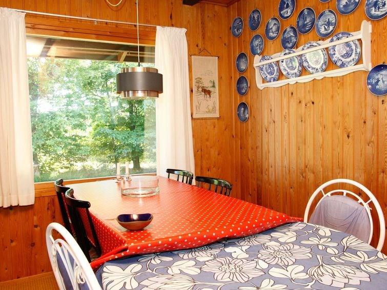 Maison pour 2 personnes à Højslev