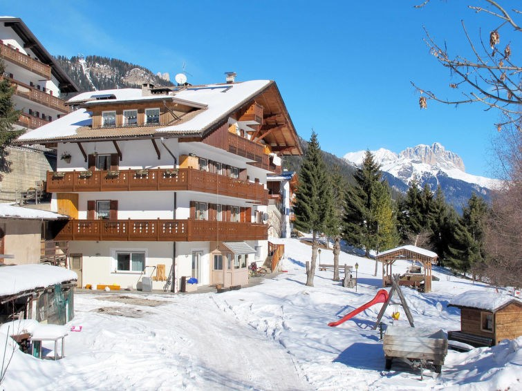 Location vacances Vigo di Fassa -  Appartement - 5 personnes -  - Photo N° 1