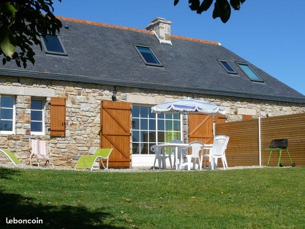 Location vacances Telgruc-sur-Mer -  Gite - 7 personnes - Barbecue - Photo N° 1