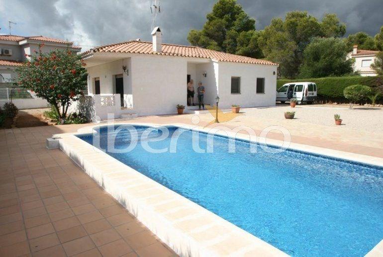 Villa avec piscine à Ametlla de Mar pour 6 personnes - 4 chambres