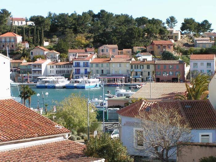 Appartement pour 4 pers. avec parking privé, Saint-Mandrier-sur-Mer