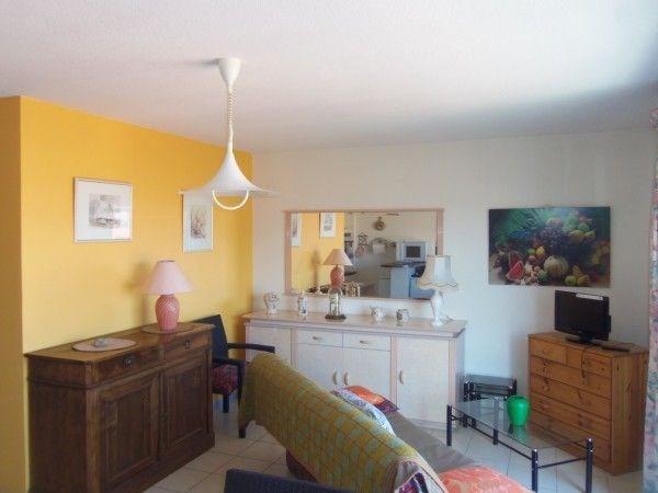 Location vacances Port-Vendres -  Appartement - 6 personnes - Télévision - Photo N° 1