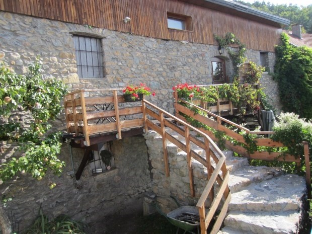"Cottage ""The Pellenfrey"" - Saint-Arey"