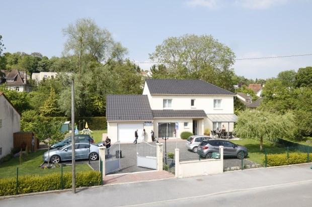 Holiday rentals Rethel - Cottage - 12 persons - BBQ - Photo N° 1