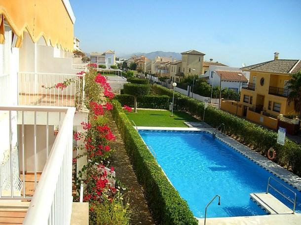 Location vacances Garrucha -  Appartement - 4 personnes - Télévision - Photo N° 1