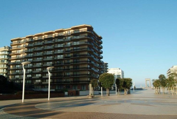 App (2 chambres) sur l'Esplanade et à quelques pas de la mer