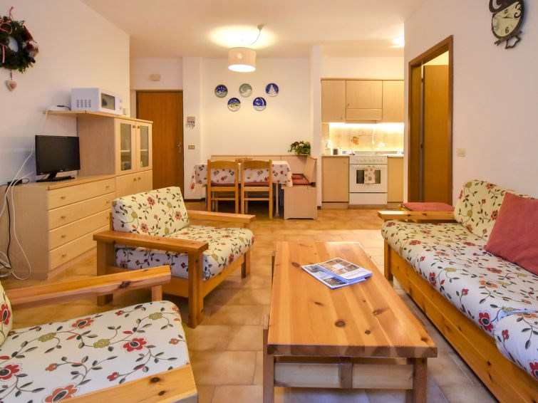 Location vacances Pinzolo -  Appartement - 5 personnes -  - Photo N° 1