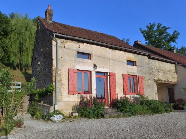 Location vacances Sainte-Colombe-en-Auxois -  Gite - 2 personnes - Barbecue - Photo N° 1