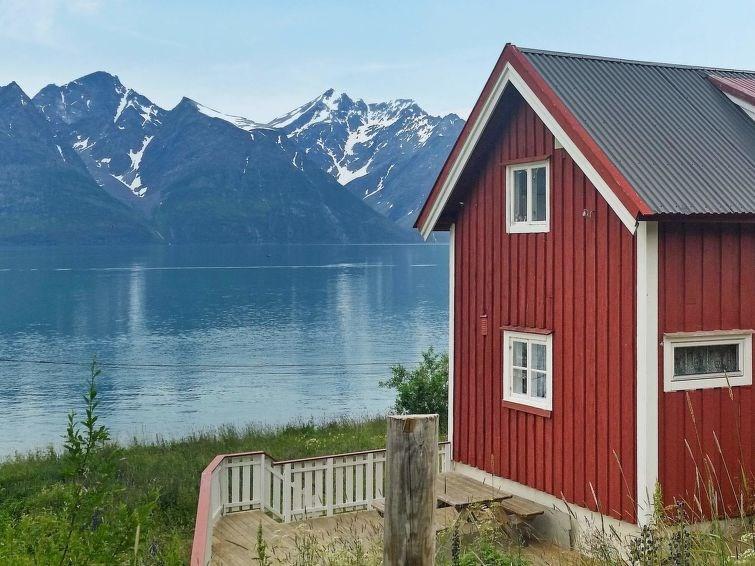 Maison pour 4 personnes à Lyngen