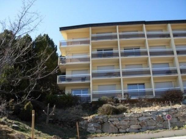 Location vacances Les Angles -  Appartement - 4 personnes - Télévision - Photo N° 1