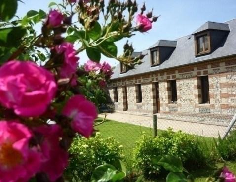Location vacances Octeville-sur-Mer -  Maison - 8 personnes - Barbecue - Photo N° 1