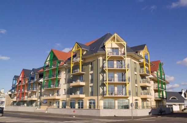Location vacances Cayeux-sur-Mer -  Appartement - 6 personnes - Salon de jardin - Photo N° 1
