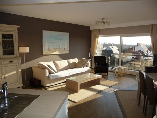 Location vacances Coxyde -  Maison - 4 personnes - Ascenseur - Photo N° 1