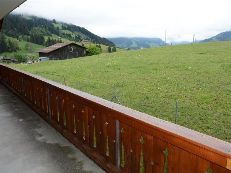 Appartement pour 1 personnes à Schönried