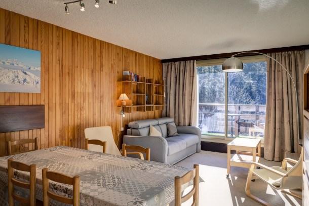 Location vacances Saint-Bon-Tarentaise -  Appartement - 6 personnes - Télévision - Photo N° 1