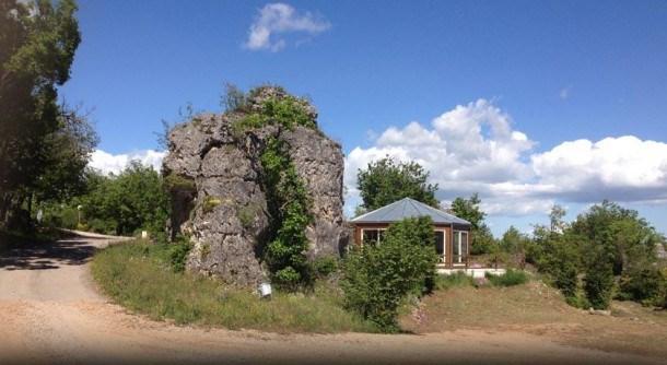 Location vacances Le Caylar -  Maison - 6 personnes - Télévision - Photo N° 1