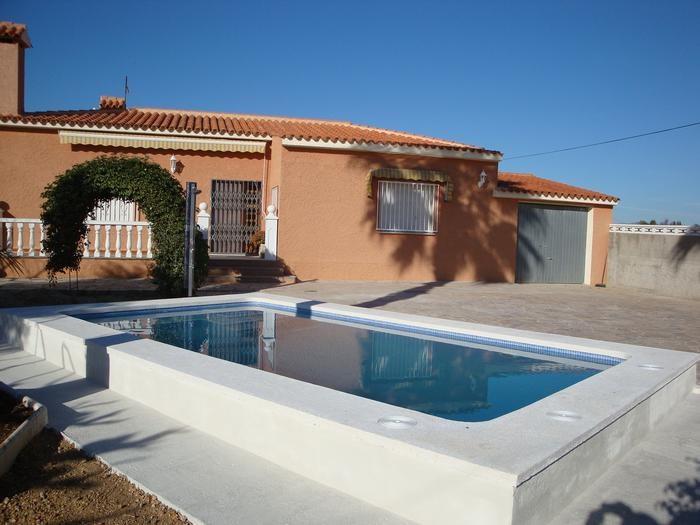pour 6 pers. avec piscine privée, Vinaròs