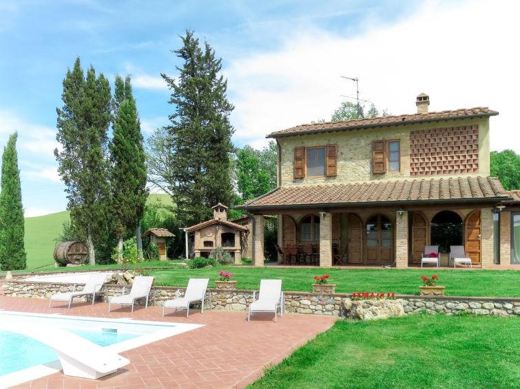 Maison pour 11 à Volterra