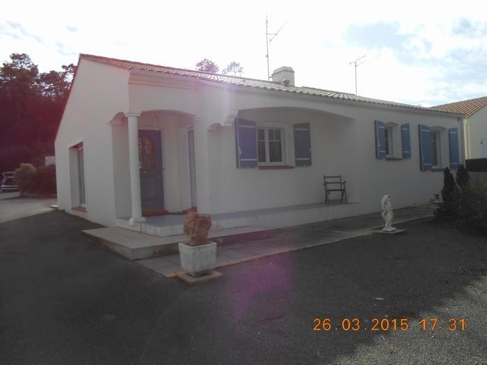 Maison pour 4 pers. avec parking privé, Saint-Jean-de-Monts