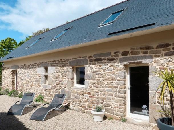 Location vacances Trégunc -  Maison - 4 personnes - Barbecue - Photo N° 1
