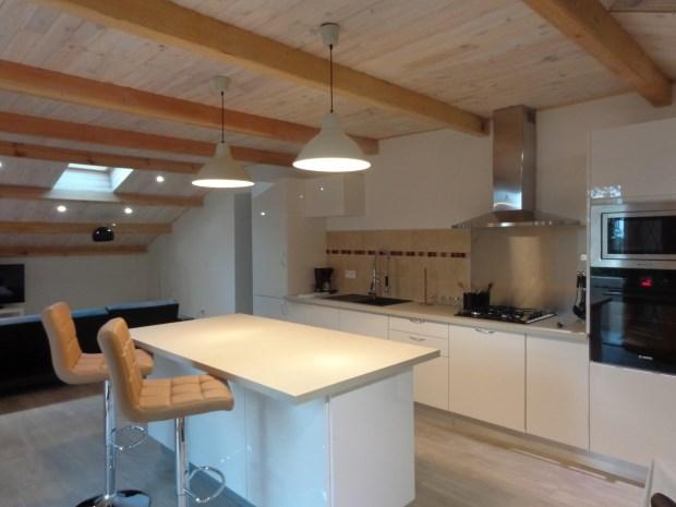 Superbe Gîte climatisé tout confort 4 chambres pour 10 personnes - Castellare-di-Casinca