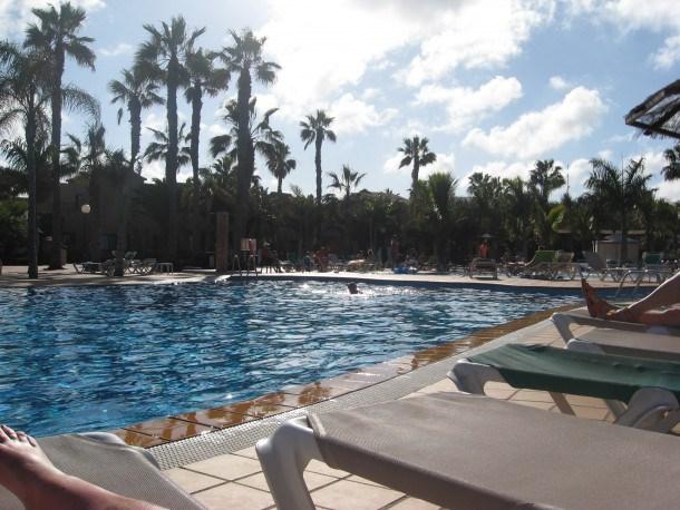 Location vacances La Oliva -  Appartement - 4 personnes - Chaise longue - Photo N° 1