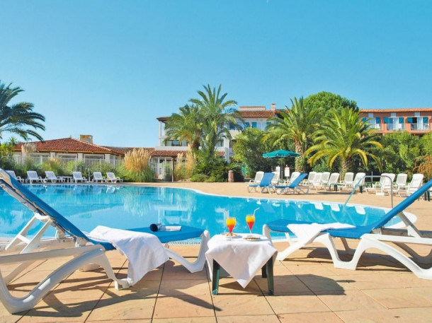 Hôtel Soleil de Saint Tropez (POG151)