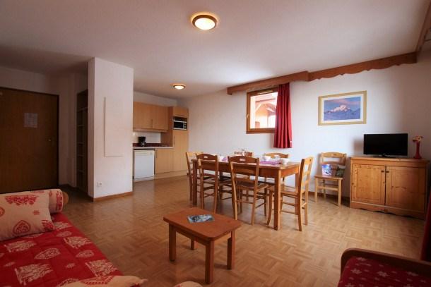 Location vacances Puy-Saint-Vincent -  Appartement - 8 personnes - Ascenseur - Photo N° 1