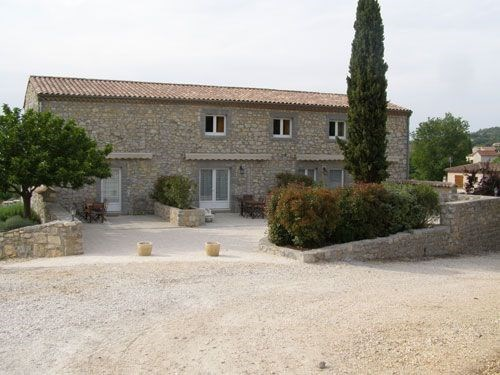 Location vacances Ruoms -  Gite - 6 personnes - Barbecue - Photo N° 1