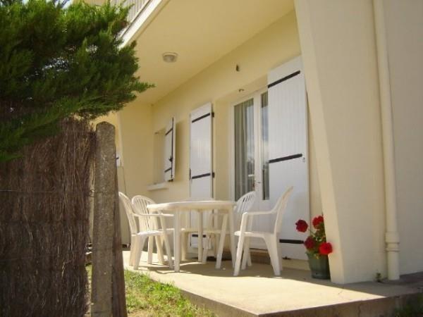 Location vacances Notre-Dame-de-Monts -  Appartement - 5 personnes - Terrasse - Photo N° 1